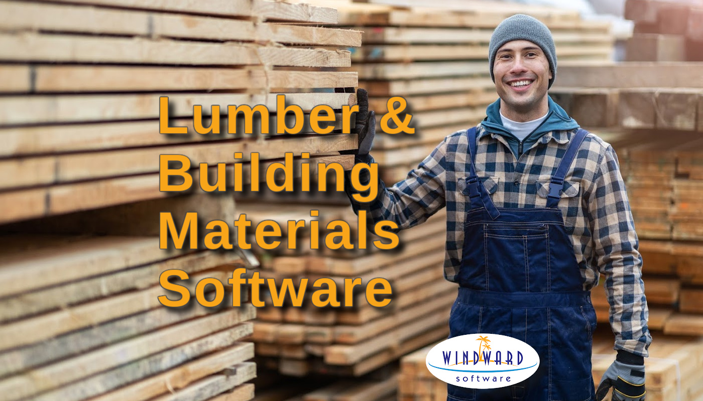 Lumber & Building Materials Software