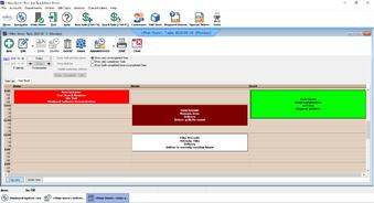 delivery schedule example
