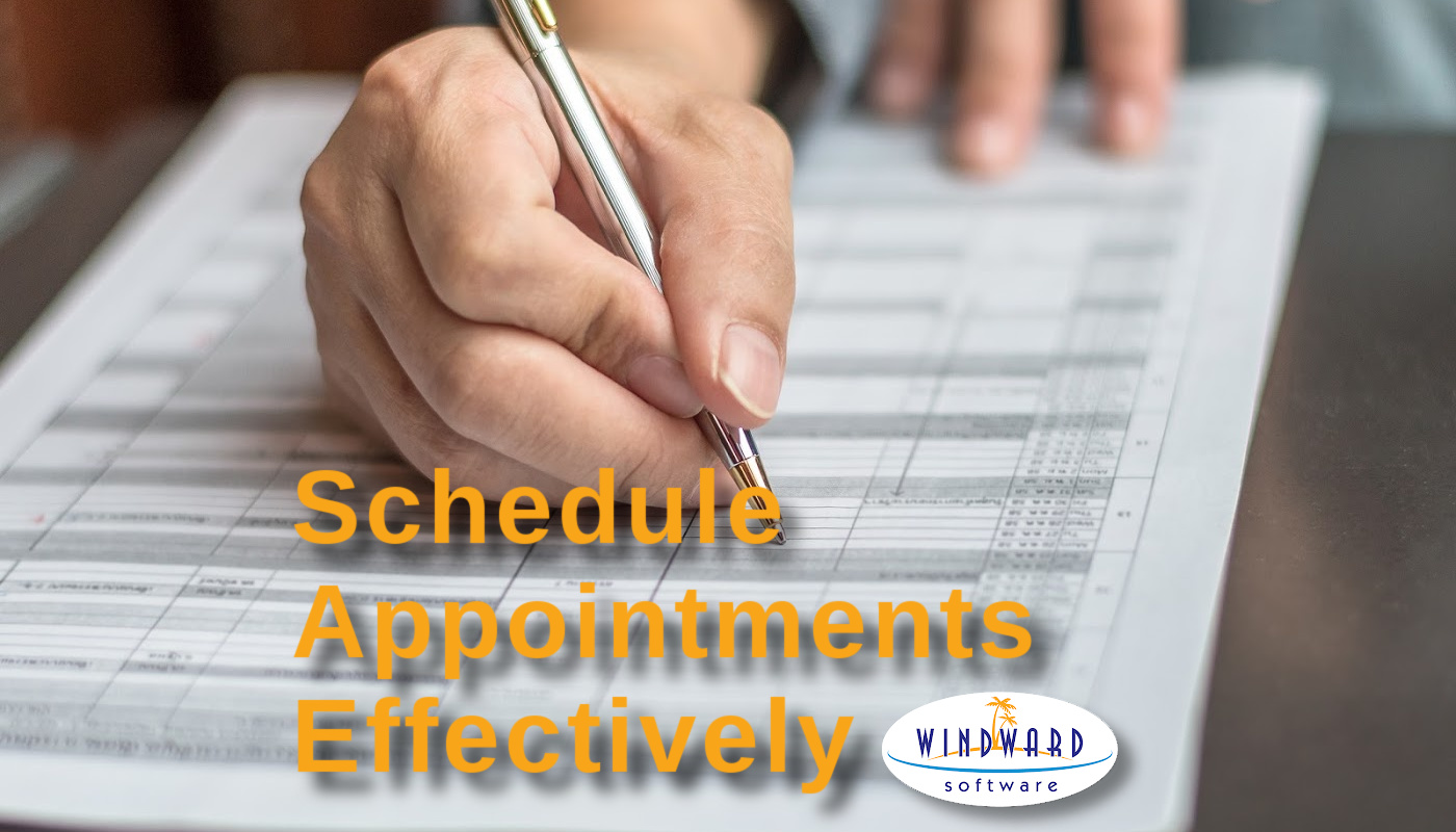 schedule-appointments-effectively