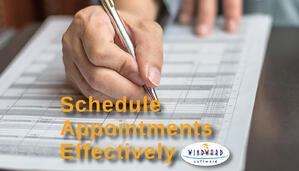 Schedule Appointments Effectively & Increase Realized Revenue Using Windward's Calendar Functions